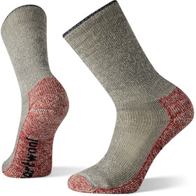 Smartwool Mountaineer Classic Edition Maximum Cushion Crew Socks charcoal